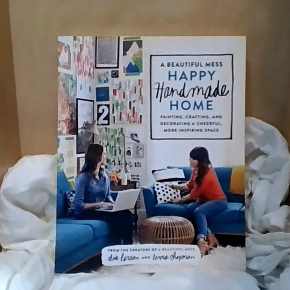 Happy Handmade Home book by Elsie & Emma